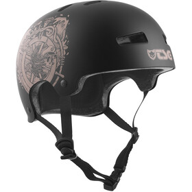 TSG Evolution Graphic Design Helmet pirates!